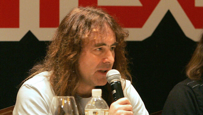 Iron Maiden's Steve Harris Describes Where Modern Metal Bands Fall Short