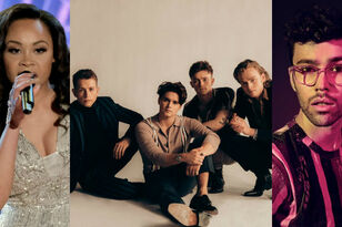 MAX, The Vamps & More Join Daytime Stage Lineup at iHeartRadio Music Fest.