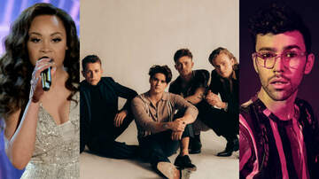 None - MAX, The Vamps & More Join Daytime Stage Lineup at iHeartRadio Music Fest.