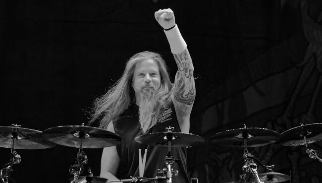 Lamb of God Drummer Leaves Tour, Announces Replacement