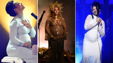 Pop Pics - 11 Celebs Who Performed While Pregnant