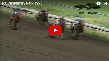 The Common Man - VIDEO: Paul Allen's Horse Racing Call from 1996