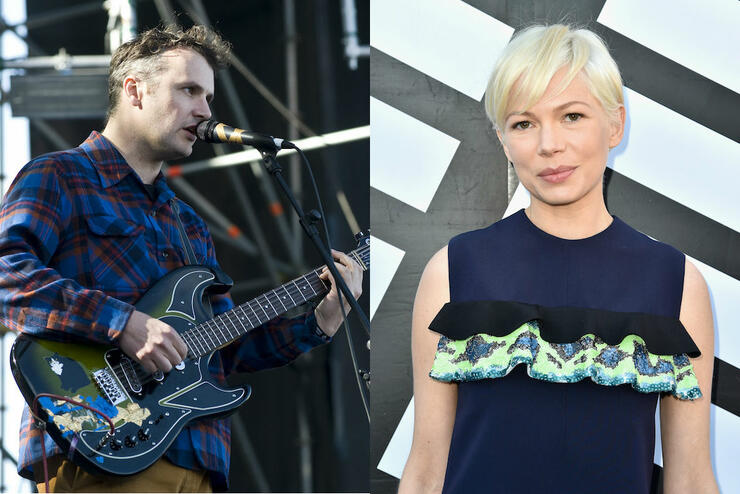 Michelle Williams And Phil Elverum Split Less Than A Year Into Marriage
