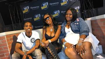 WGCI Summer Jam - Kashdoll Tells KeKe and Zach Boog Why She Loves Chicago! [VIDEO]