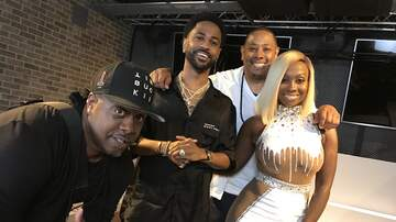 WGCI Summer Jam - Big Sean Catches Up With The WGCI Morning Show at Summer Jam! [VIDEO]