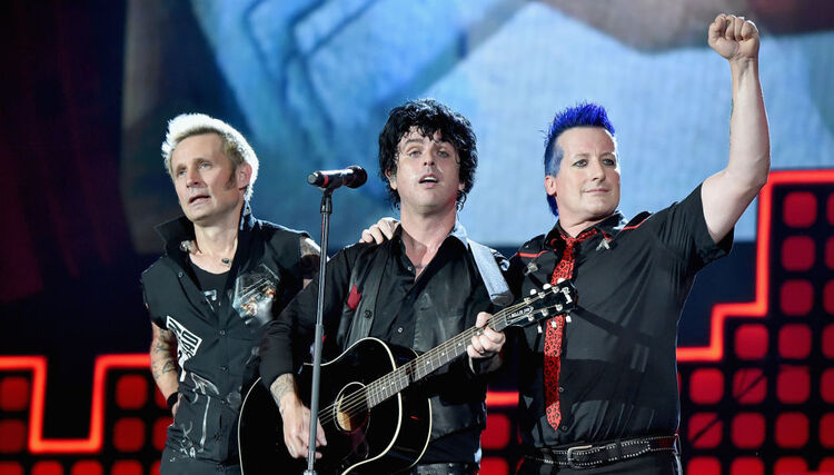 Green Day May Be Planning to Tour on 25th Anniversary of 'Dookie'