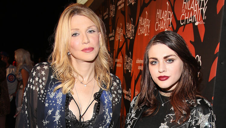 Courtney Love Says Her Daughter Will Save Rock and Roll