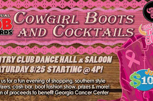 Cowgirl Boots And Cocktails!