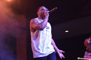 Nelly Closing Out The Z Summer Concert Series