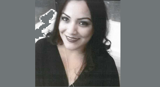 Woman, Recently a Domestic Violence Victim, Missing Out of