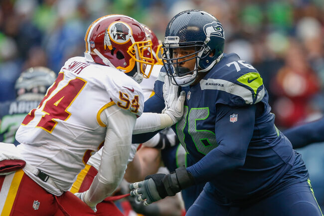 Washington Redskins vs Seattle Seahawks