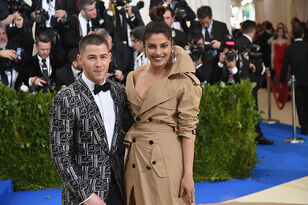 Nick Jonas & Priyanka Chopra Had A Double Date With Royalty