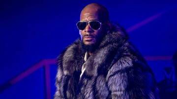 Entertainment - R. Kelly Charged With 10 Counts Of Sexual Abuse