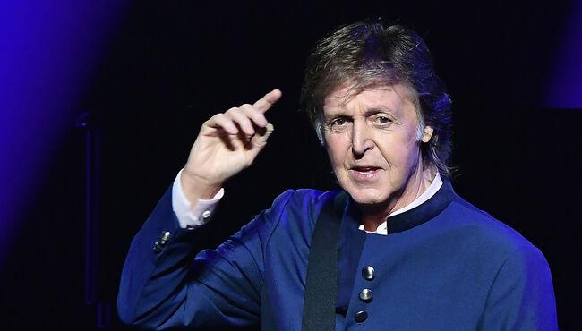 "Harvard Says Paul McCartney Didn't Write ""In My Life"""