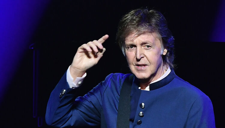 "Harvard Says Paul McCartney Didn't Write ""In My Life"""