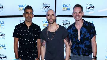 MYFM Artist Interviews and Performances - Daughtry Performs Inside the AT&T Sound Studio