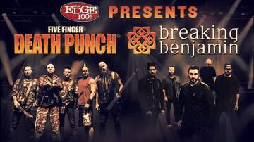 None - The Edge Presents: Five Finger Death Punch & Breaking Benjamin