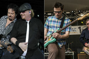 Toto To Release Cover Of Weezer's 'Hash Pipe'