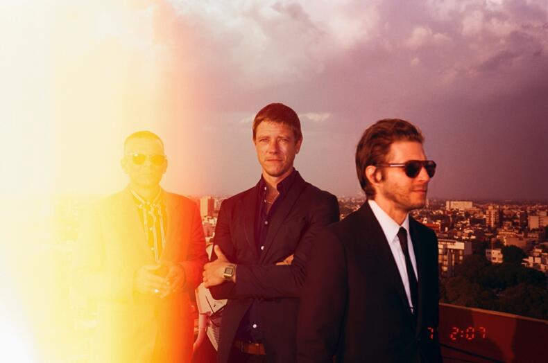 Sink Your Teeth Into Interpol's Gritty New Single 'Number 10'