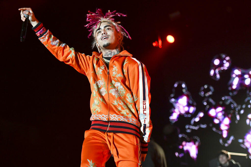 Lil Pump & Smokepurpp Bring Out XXXTentacion's Mom During Tribute in Miami