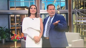 Gina Ulmos - Raúl de Molina soltó el nombre del novio de Karina que trabaja en Telemundo