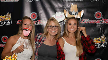 Cat Country 107.1 - Gametime PBR Photo Booth