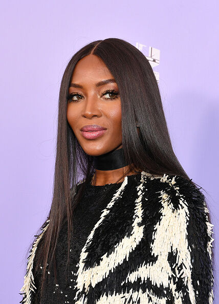 Rapper Skepta, Naomi's last confirmed boyfriend, posted a picture of a sonogram on his Instagram page.