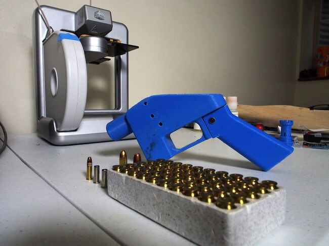 Federal judge halts release of 3d printed gun blueprints