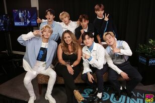 AT&T THANKS Sound Studio w/ Monsta X 07.31.18