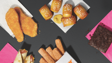 Bobby Bones - What 24 Yr Olds Care About: Dunkin' Donuts Releases New Menu, GF Brownie