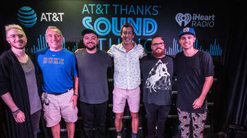 Photos: Meet and Greets - Walk The Moon AT&T THANKS Meet & Greet