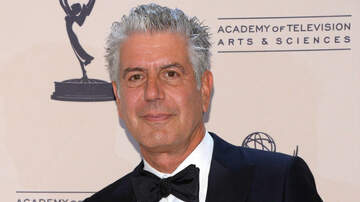 Entertainment News - Anthony Bourdain's 'Parts Unknown' Will Return For Final Season This Fall