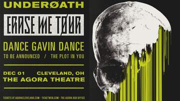 Contest Rules - Win tickets to Underoath Rules Part 2