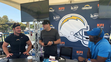 Chargers News - Chargers Training Camp: Joey Bosa Joins Petros And Money