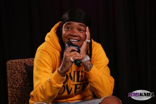 AT&T THANKS Sound Studio w/ Young M.A 8.1.18
