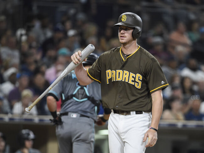 Wil Myers is frustrated about the month of July