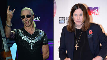 - Dee Snider Says Ozzy Osbourne Never Wrote a Song