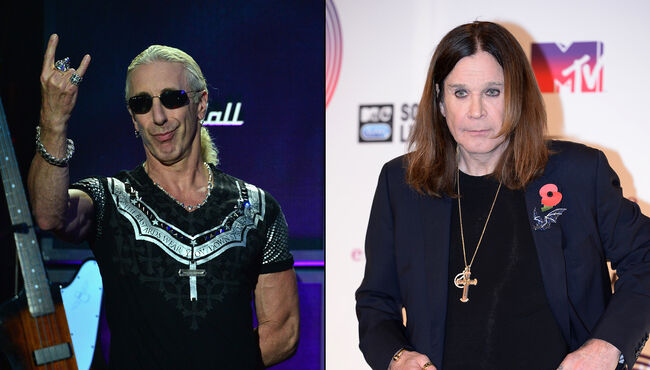 Dee Snider Says Ozzy Osbourne Never Wrote Any Songs