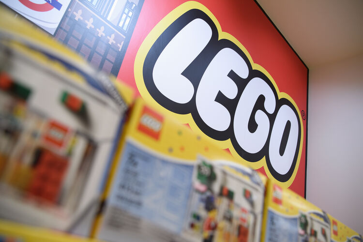 LEGO Getty Images