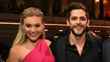 Country News - Thomas Rhett & Kelsea Ballerini's 'CMA Fest' Blooper Reel Will Make You LOL