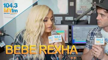 Kevin Manno - Bebe Rexha Talks Working With Florida Georgia Line And More!