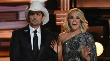 Country News - Brad Paisley And Carrie Underwood To Return As Hosts Of The 2018 CMA Awards