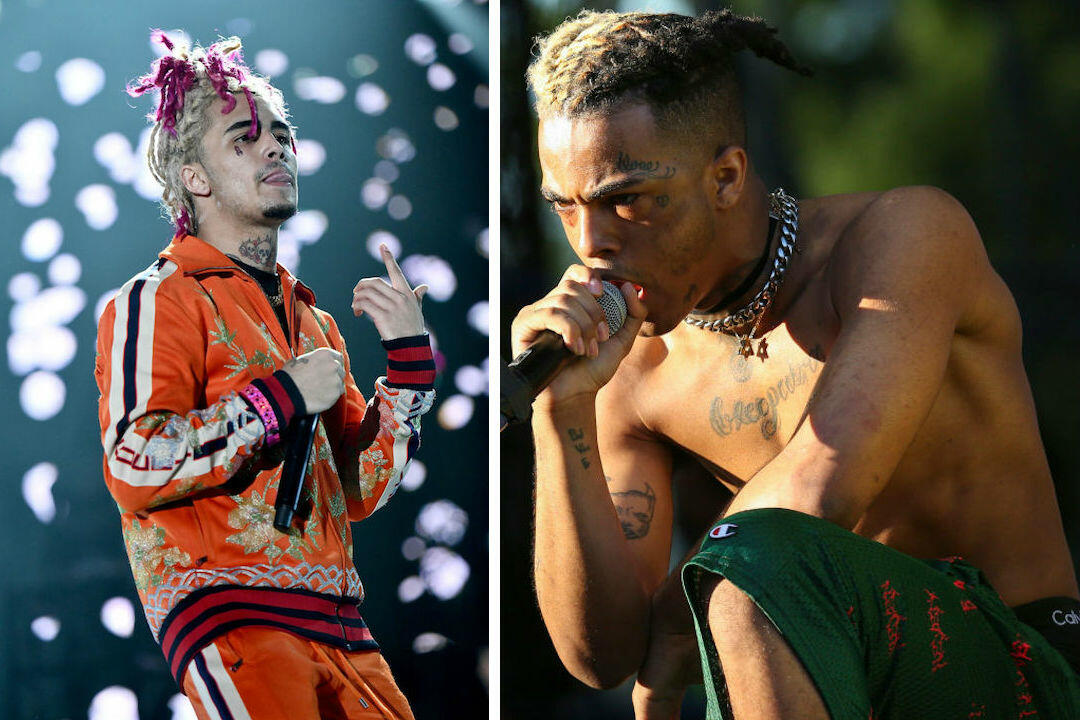 lil pump shares snippet of unreleased xxxtentacion collaboration