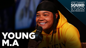 Shay Diddy - Young M.A talks 'PettyWap' Video, New Album Rumors, and Who's in Her DMs