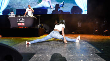 Summer Jam 2018 - HoodCelebrityy Wows Summer Jam 2018 Crowd With Doing The Splits