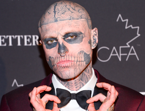 Zombie Boy From Lady Gaga's 'Born This Way' Video Dead At 32 | Z100