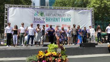 Broadway in Bryant Park (498650) - Broadway In Bryant Park - Disney Edition: 8/2 Recap