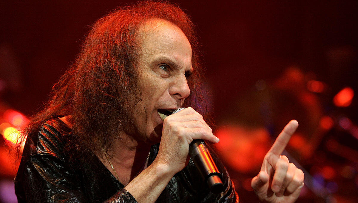 Ronnie James Dio Items Up for Auction in September