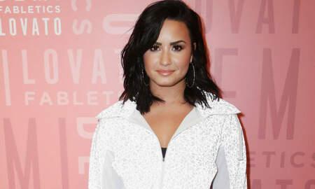 Entertainment News - Demi Lovato Claps Back at Fan Criticizing Her Team
