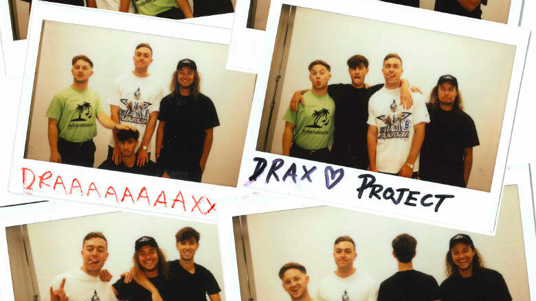 Drax Project Talk About Opening Up For Ed Sheeran & New Album | Tour Book